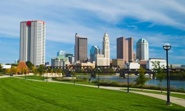Hotels with Jacuzzis in Columbus