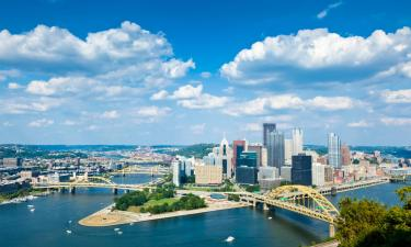 Hotels with Jacuzzis in Pittsburgh