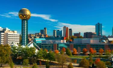 Pet-Friendly Hotels in Knoxville