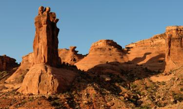 Pet-Friendly Hotels in Moab