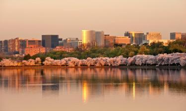 Hotels in Arlington