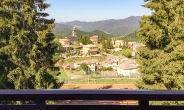 Hotels with Parking in Santo Stefano d'Aveto