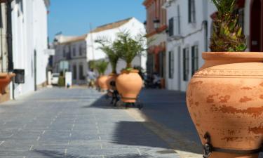 Hoteles en Matalascañas