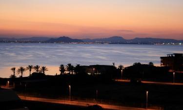 Apartamentos en La Manga del Mar Menor