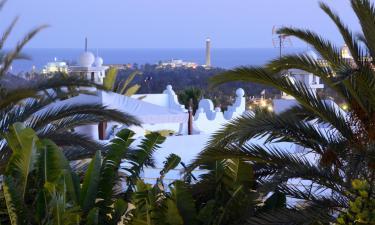 Hotels in Playa del Ingles