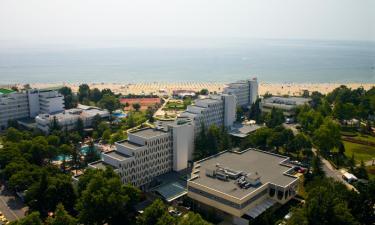 Hôtels près de la Plage à Albena