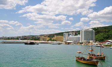 Beach Hotels in Golden Sands