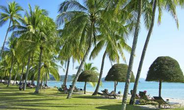 Hotels in Pantai Cenang