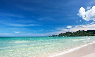 Beach Hotels in Chaweng