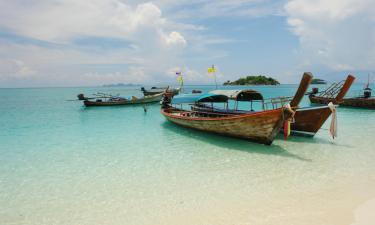 Resorts in Ko Lipe