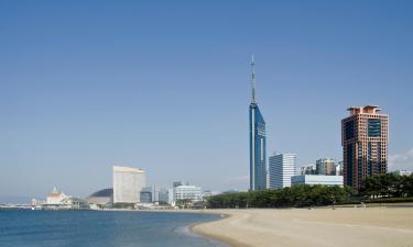 Hotels in Fukuoka
