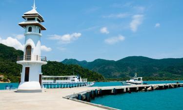 Resorts in Ko Chang
