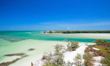Beach Hotels in Holbox Island