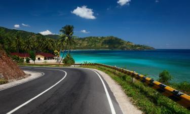 Beach Hotels in Senggigi