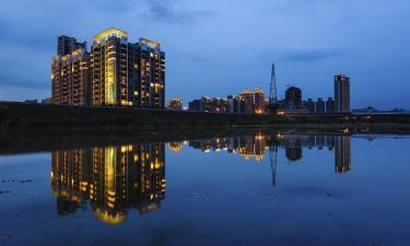 Hotels in Hsinchu City