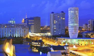 Hoteli v mestu Batumi