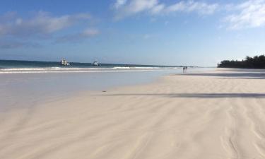 Hotels in Diani Beach