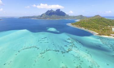 Resorts em Bora Bora