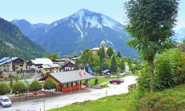 Vacation Rentals in Bozel