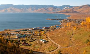Hotels in Slyudyanka