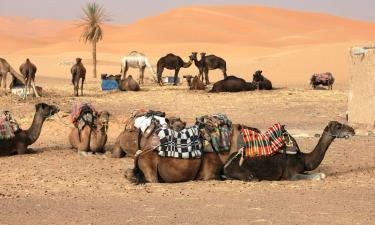 Hoteles en Mhamid