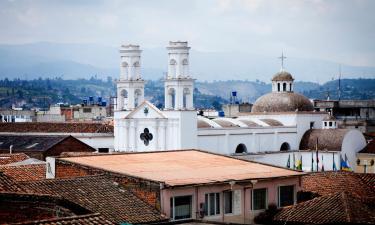Pousadas em Latacunga