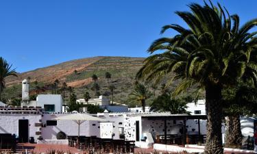 Villa's in Haría