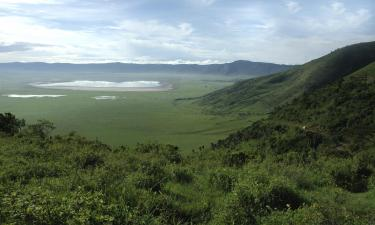 Hotels with Parking in Ngorongoro