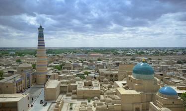 Albergues en Khiva