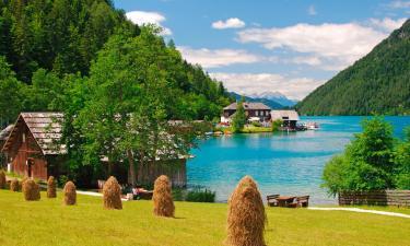 Pensionen in Steindorf am Ossiacher See