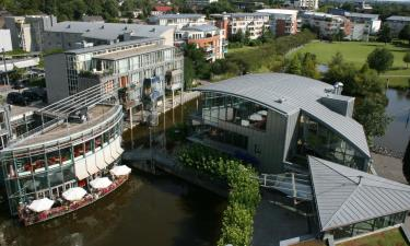 Hotels with Parking in Kaarst