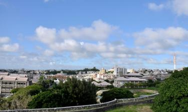 Serviced apartments in Okinawa City