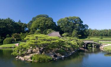 Hoteles en Okayama
