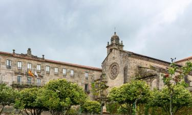 Apartments in Pontevedra