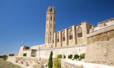 Hotels in Lleida