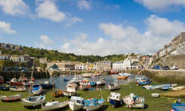 Hotels in Mevagissey