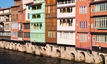 Appartements à Castres