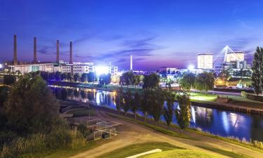 Apartamentos en Wolfsburg