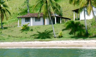 Hotels with Parking in Ilha de Comandatuba