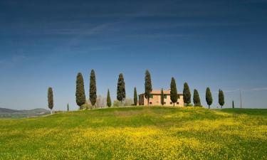 Farm stays in Pienza