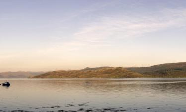 Hotels with Parking in Strachur