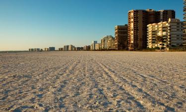 Beach Hotels in Marco Island