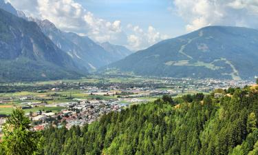 Hotels in Tristach