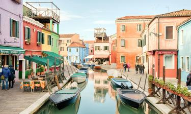 Vacation Homes in Burano