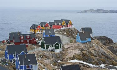 Hotels with Parking in Sisimiut