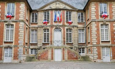 Accessible Hotels in Pont-l'Évêque