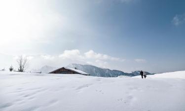 Skiresorts in Ebbs