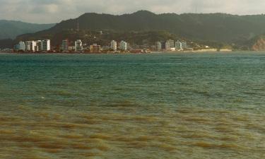 Hotéis que aceitam pets em Bahía de Caráquez