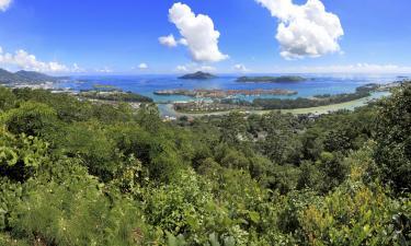 Villas in Eden Island