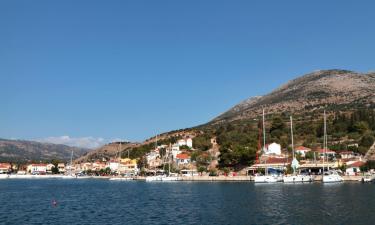 Hotels in Agia Effimia